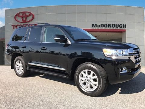 CERTIFIED PRE-OWNED 2017 TOYOTA LAND CRUISER  4WD