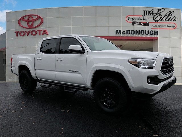 New 2019 Toyota Tacoma SR5 V6 XP Black Maverick Double Cab ...