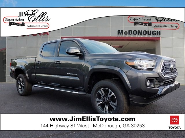 New 2019 Toyota Tacoma TRD Sport V6 Long Bed