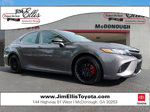 New 2019 Toyota Camry SE XP Package w/Audio, Moonroof, Conv & Blind Spot