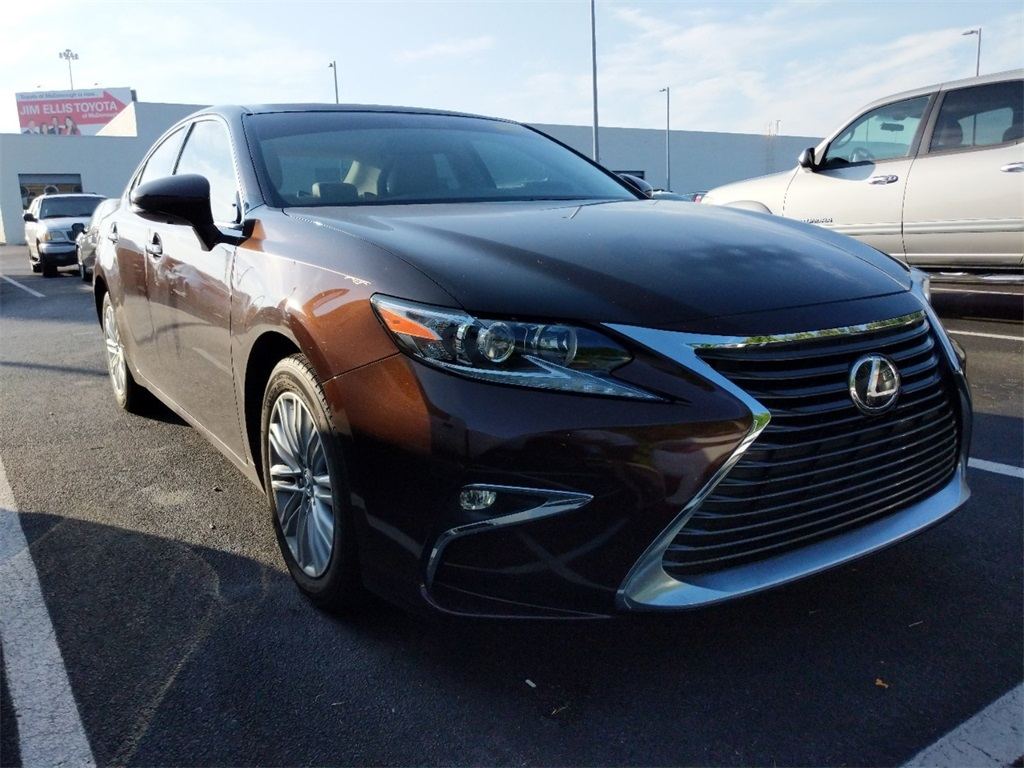 Pre-Owned 2016 Lexus ES 350 4D Sedan in McDonough # ...