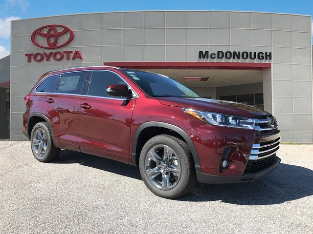 2018 toyota highlander limited platinum. exellent highlander new 2018 toyota highlander limited platinum inside toyota highlander limited platinum a