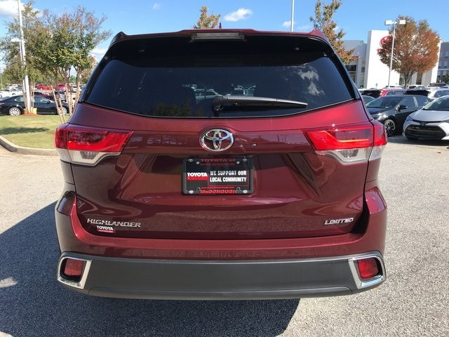 2018 toyota highlander limited platinum. brilliant highlander new 2018 toyota highlander limited platinum with toyota highlander limited platinum