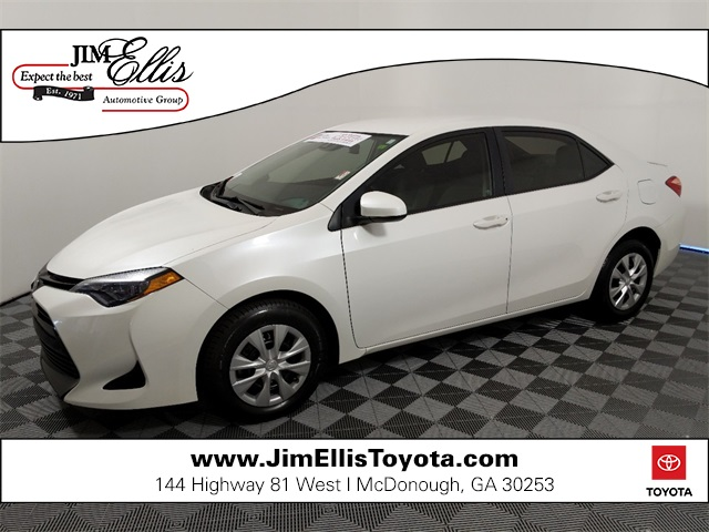 Certified Pre-Owned 2018 Toyota Corolla LE ECO