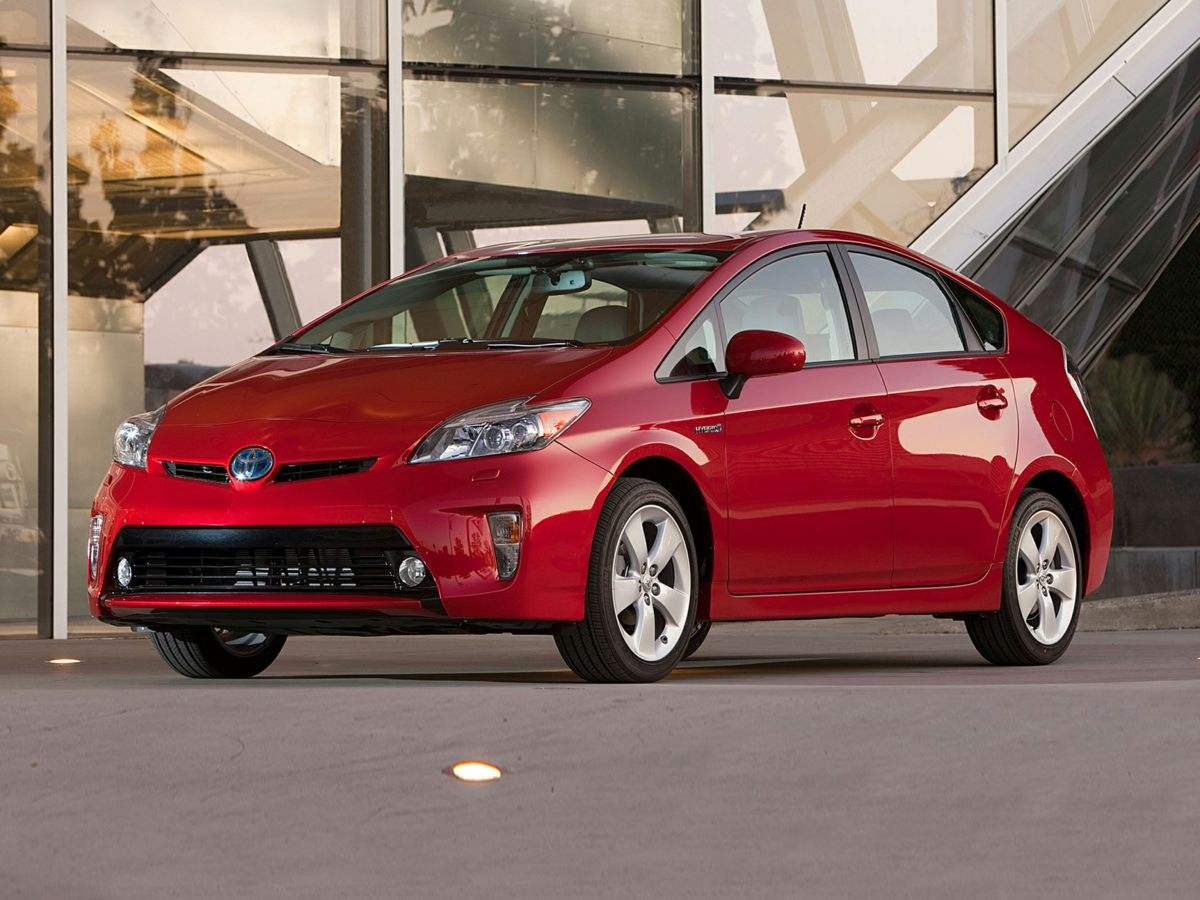Certified Pre-Owned 2015 Toyota Prius Persona Series Special Edition