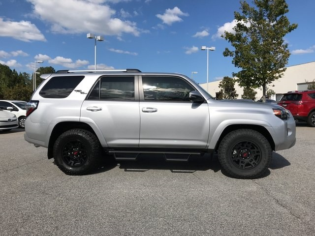 2018 toyota 4runner trd off road. beautiful road new 2018 toyota 4runner trd offroad premium inside toyota 4runner trd off road w