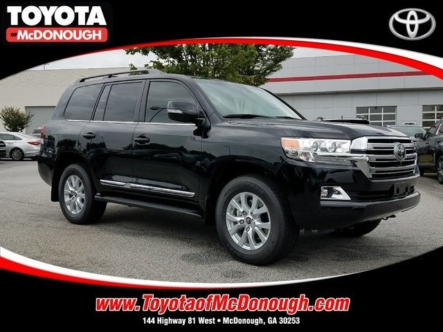 New 2017 Toyota Land Cruiser Base