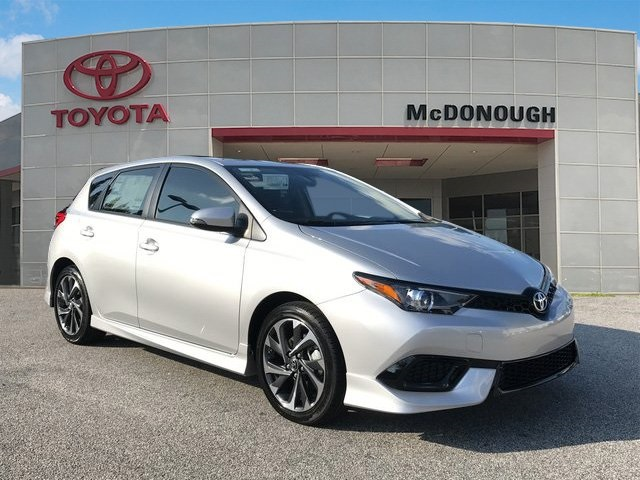 new 2018 toyota corolla im liftback in mcdonough 555647 toyota of mcdonough. Black Bedroom Furniture Sets. Home Design Ideas