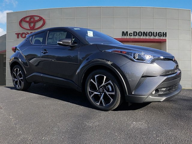 New 2019 Toyota C Hr Limited 4d Sport Utility In Mcdonough 076263