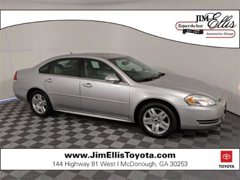 Pre-Owned 2015 Chevrolet Impala Limited LT 4D Sedan FWD