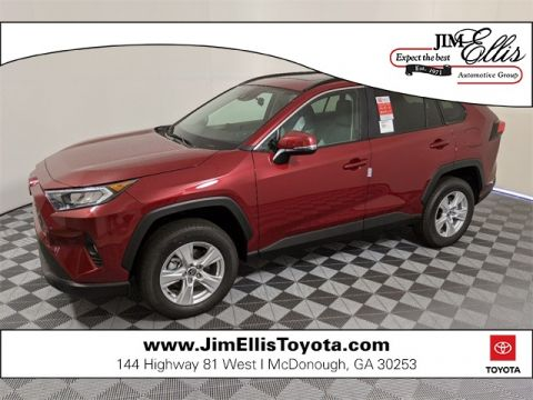 2020 Toyota RAV4 XLE w/Convenience Package