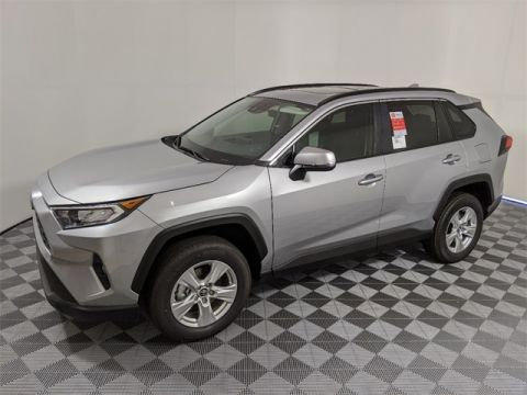 New 2020 Toyota RAV4 XLE w/Convenience Package & Audio Plus 4D Sport Utility FWD