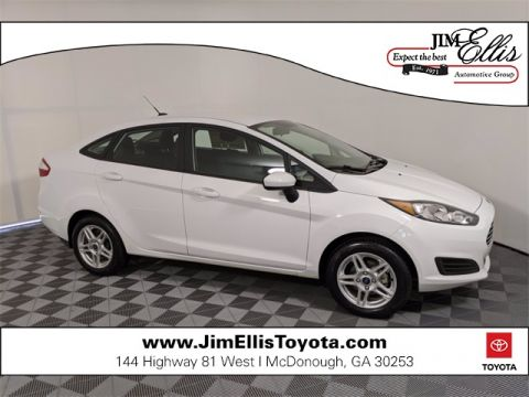 Pre-Owned 2018 Ford Fiesta SE 4D Sedan FWD
