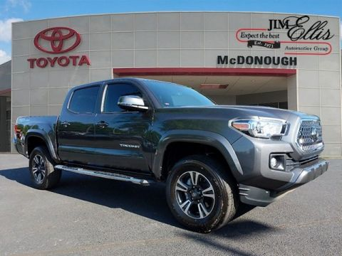 Certified Pre-Owned 2018 Toyota Tacoma TRD Sport V6