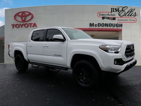 New 2019 Toyota Tacoma SR5 V6 XP Black Maverick