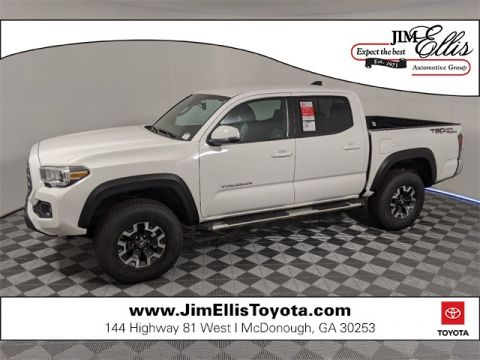New 2020 Toyota Tacoma TRD Offroad V6 Double Cab