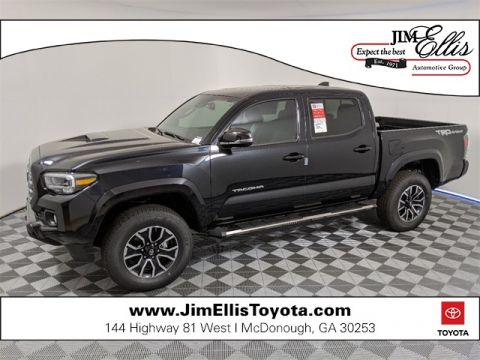 2020 Toyota Tacoma TRD Sport V6 w/Premium & Technology Package