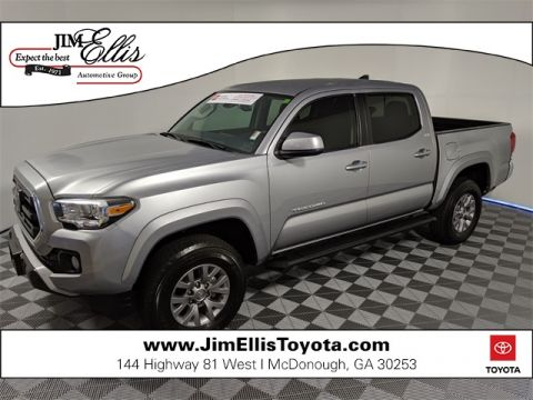 Certified Pre-Owned 2018 Toyota Tacoma SR5 V6 w/Navigation