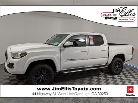 2020 Toyota Tacoma SR5 V6 w/Parking Sonar & Navigation