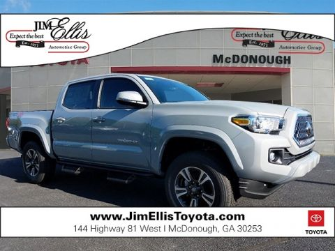 New 2019 Toyota Tacoma TRD Sport Premium V6 4x4 w/Technology Package