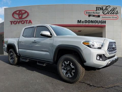 New 2019 Toyota Tacoma TRD Offroad Premium V6 4x4 w/Technology Package