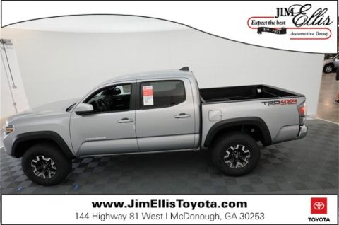New 2020 Toyota Tacoma TRD Offroad V6 4x4 Double Cab