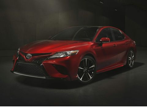 New 2019 Toyota Camry SE XP Package