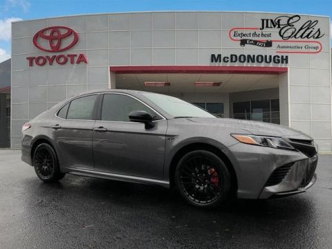 New 2019 Toyota Camry SE XP Package w/Moonroof