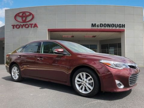 Certified Pre-Owned 2013 Toyota Avalon XLE FWD 4D Sedan
