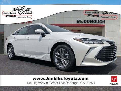New 2019 Toyota Avalon XLE w/Moonroof