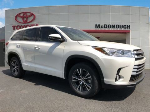 New 2018 Toyota Highlander LE Plus