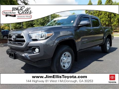 Pre-Owned 2017 Toyota Tacoma SR5 2.7L