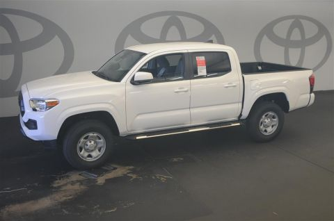 2020 Toyota Tacoma SR 2.7L w/Convenience Package