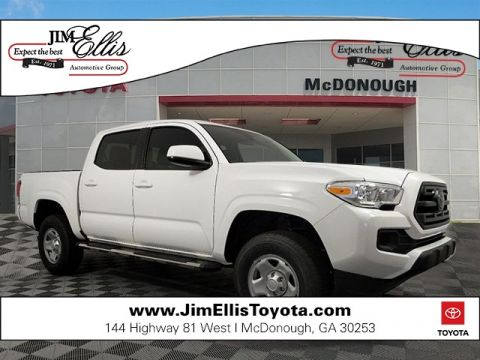 New 2019 Toyota Tacoma SR 2.7L w/Convenience Package