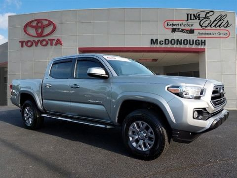 Certified Pre-Owned 2018 Toyota Tacoma SR5 V6