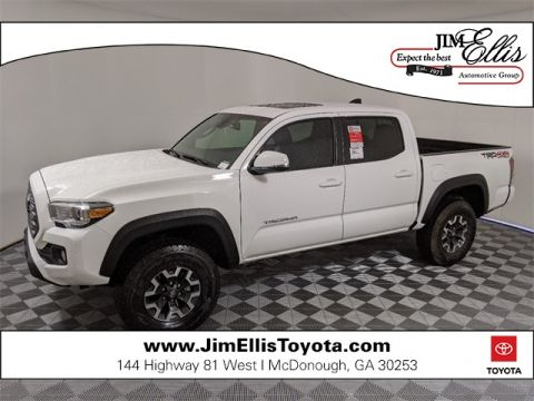 2020 Toyota Tacoma TRD Offroad V6 4x4 w/Premium & Technology Pkg Manual