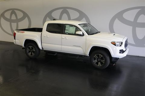 New 2019 Toyota Tacoma TRD Sport V6 4x4 Manual