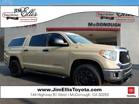 Certified Pre-Owned 2017 Toyota Tundra SR5 4.6L V8 4x4 TRD Off-Road XP Gunner
