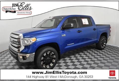 Certified Pre-Owned 2016 Toyota Tundra SR5 5.7L V8 Flex Fuel 4x4 XP Mammoth