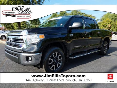 Certified Pre-Owned 2017 Toyota Tundra SR5 5.7L V8 TRD Off-Road w/Navigation