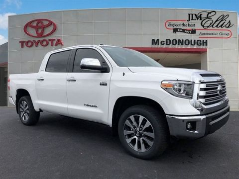 New 2019 Toyota Tundra Limited 5.7L V8 Premium w/Moonroof