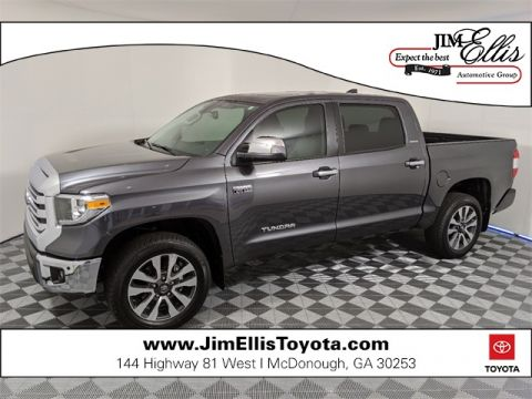 2020 Toyota Tundra Limited 5.7L V8 4x4 w/Premium Package & Moonroof