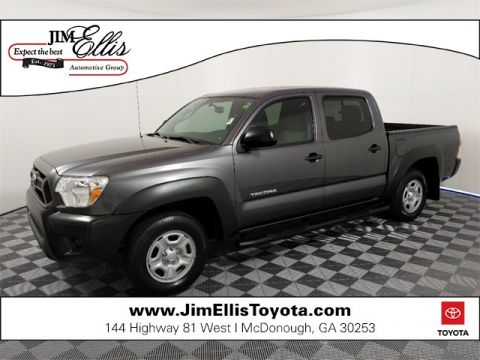 Certified Pre-Owned 2015 Toyota Tacoma Base w/Convenience Package