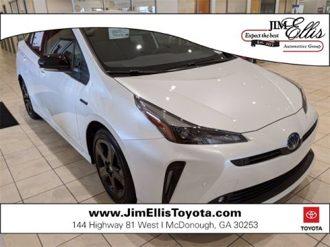 New 2021 Toyota Prius 20th Anniversary Edition 5 FWD