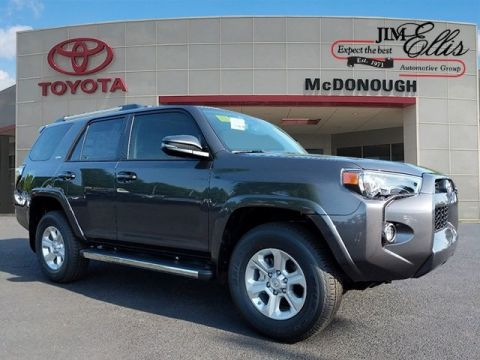 New 2019 Toyota 4Runner SR5 Premium 4x4 w/Moonroof