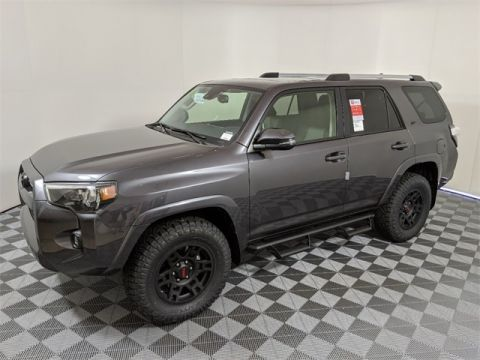 2020 Toyota 4Runner SR5 Premium 4x4 XP Predator w/Moonroof & 3rd Row