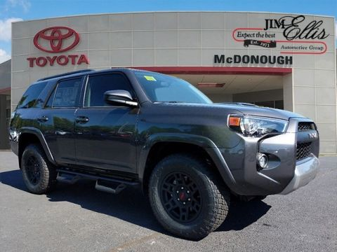 New 2019 Toyota 4Runner TRD Off-Road 4x4 XP Predator