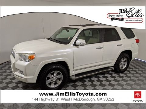 Pre-Owned 2010 Toyota 4Runner SR5 4D Sport Utility 4WD