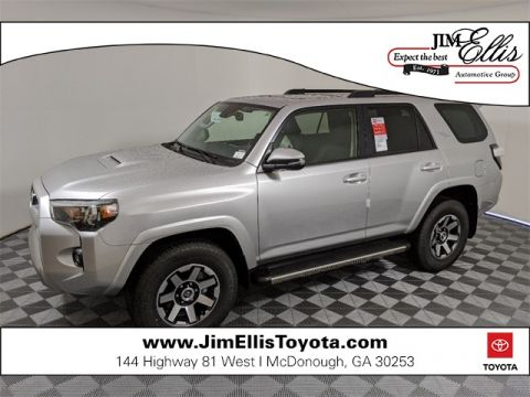 2020 Toyota 4Runner TRD Off-Road Premium 4x4 w/Moonroof