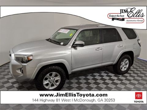 Certified Pre-Owned 2016 Toyota 4Runner SR5 4D Sport Utility RWD